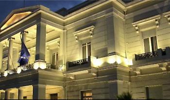 ΥΠΕΞ: Καταδικάζει τη βεβήλωση του Μνημείου Ολοκαυτώματος στη Θεσσαλονίκη (pic)