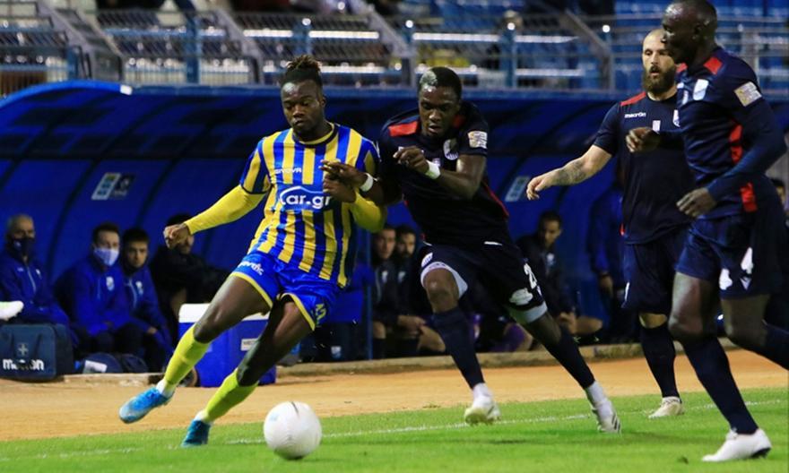 Λαμία-Παναιτωλικός 0-0
