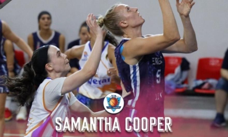 Πολυτιμότερη της πρεμιέρας της Α1 μπάσκετ γυναικών η Κούπερ