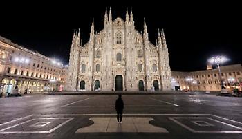 Ιταλία: Η Λομβαρδία ζητεί απαγόρευση κυκλοφορίας από τις 11 το βράδυ