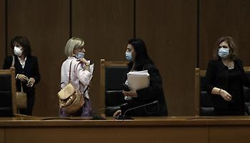 Δίκη Χρυσής Αυγής: Η πρόεδρος του Δικαστηρίου αμφισβήτησε την Εισαγγελέα