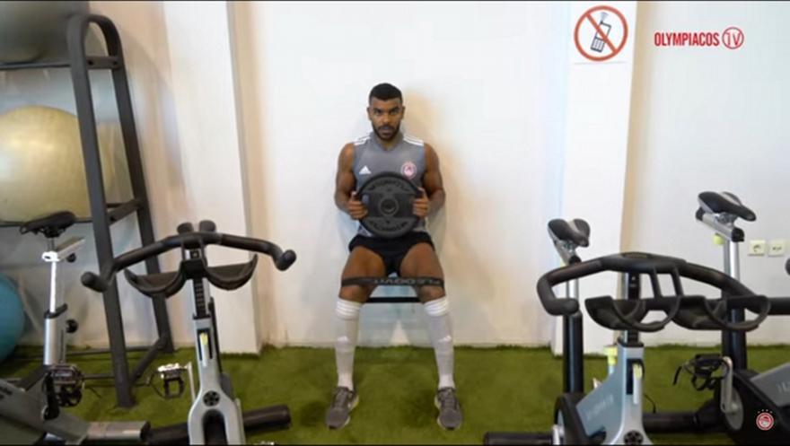 Ολυμπιακός: Βίντεο για την επιστροφή του Σουντανί