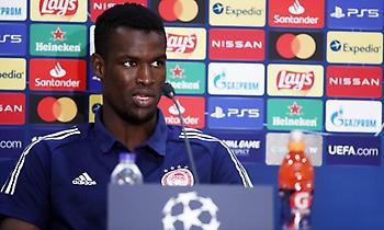 Μπα: «Μεγάλος σύλλογος και δύσκολος αντίπαλος η Μαρσέιγ. Είμαι ανυπόμονος»