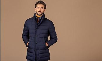 Το κορυφαίο χειμερινό ανδρικό look ξεκινά με τα κατάλληλα ανδρικά μπουφάν