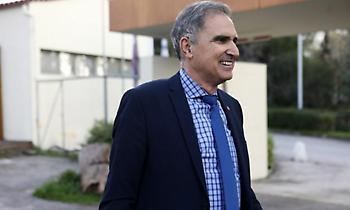 Μποροβήλος: «Είναι απαραίτητο Πολιτεία και ελληνικό ποδόσφαιρο να συντονίσουν ένα σχέδιο ενίσχυσης»