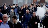 Κορωνοϊός - Βρετανία: Ανησυχητικά ημερήσια στοιχεία για κρούσματα και νεκρούς