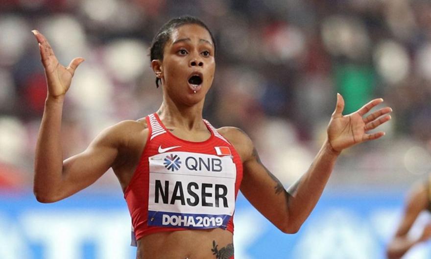 Αθώα η Νάσερ για τα whereabouts απο τη WA