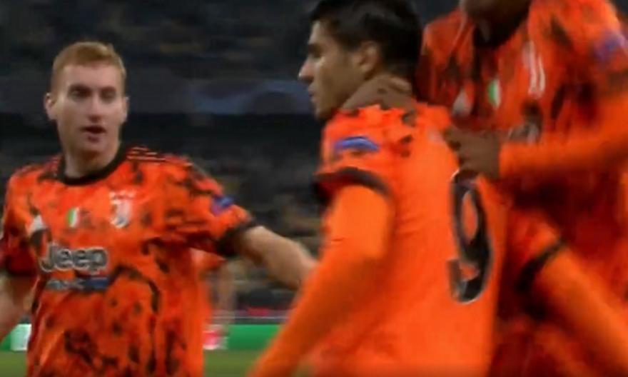 Αυτό είναι το πρώτο γκολ στο φετινό Champions League