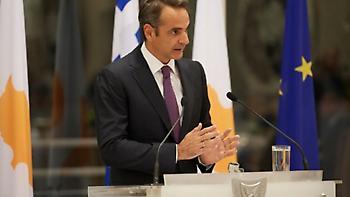 Στην Κύπρο ο πρωθυπουργός για την Τριμερή Σύνοδο Ελλάδας-Κύπρου-Αιγύπτου