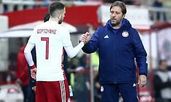 Σταματέλος: «Σκέφτεται το 4-2-3-1 με τον Φορτούνη βασικό ο Μαρτίνς»