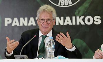 Παγκάκης: «Πρωτεύον να δώσει ψυχολογία και αυτοπεποίθηση στον Παναθηναϊκό ο Μπόλονι»