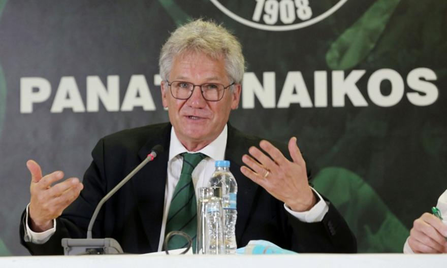Παγκάκης: «Πρωτεύον να δώσει ψυχολογία  στον Παναθηναϊκό ο Μπόλονι»