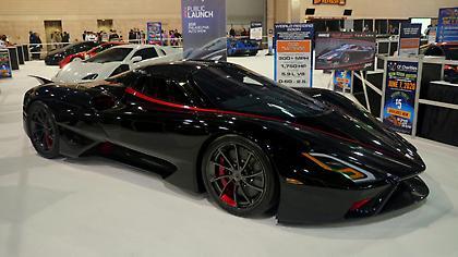 Αυτό είναι το πιο γρήγορο αυτοκίνητο του πλανήτη (video)
