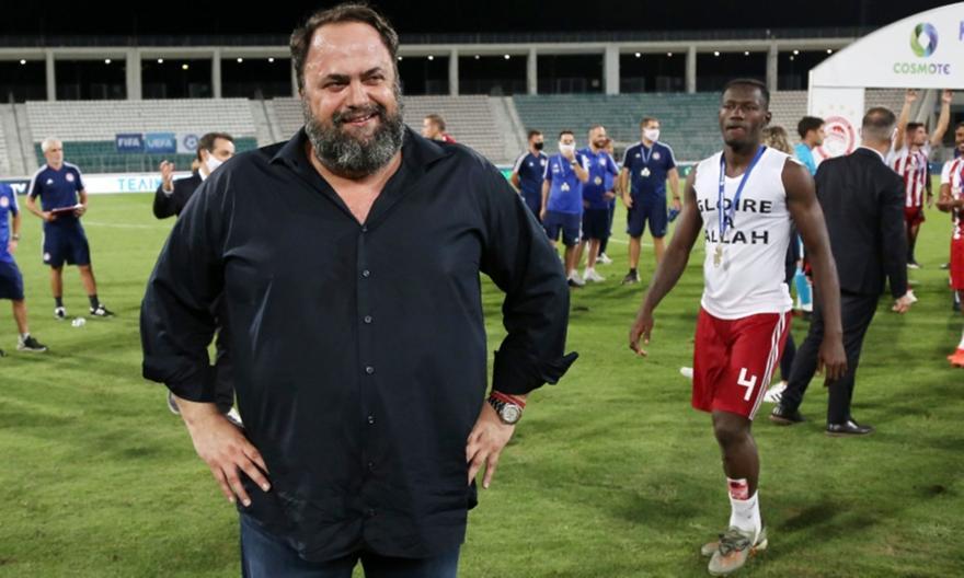 Ολυμπιακός: Έταξε τεράστια πριμ ο Μαρινάκης