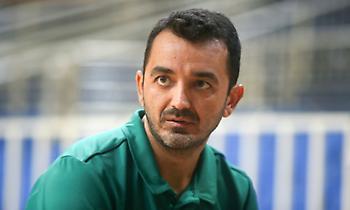 Βόβορας: «Δεν ψάχνουμε ποτέ δικαιολογίες - Σωστή η αλλαγή πρωτοκόλλου στην Ευρωλίγκα»