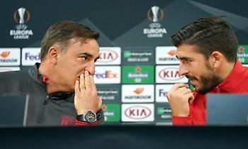 Καρβαλιάλ: «Δυνατή αντίπαλος η ΑΕΚ - Παίζει ιταλικό στυλ ποδοσφαίρου»