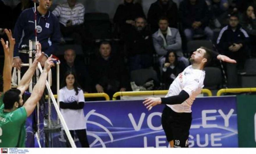 Σε τρεις δόσεις η πρεμιέρα της Volley League