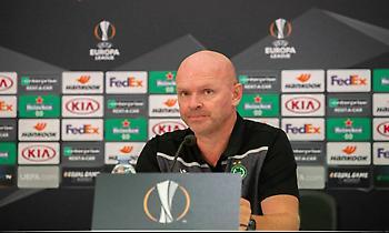 Μπεργκ: «ΠΑΟΚ, Γρανάδα και PSV φαβορί για πρόκριση»