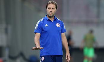 Νικολακόπουλος: «Με 4-2-3-1 ο Ολυμπιακός»