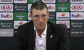 Καρέρα: «Πάμε για νίκη, στόχος της ΑΕΚ η πρόκριση»
