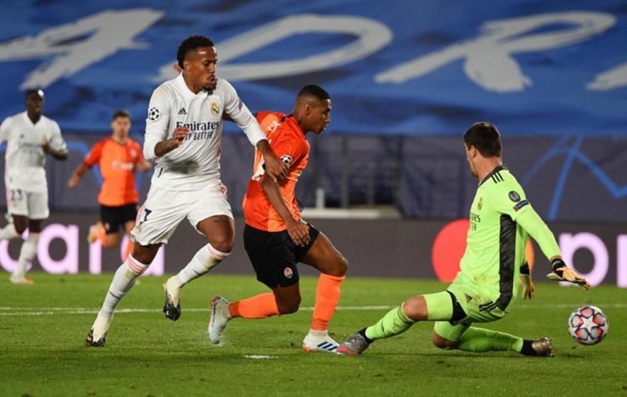Ρεάλ Μαδρίτης-Σαχτάρ Ντόνετσκ 2-3