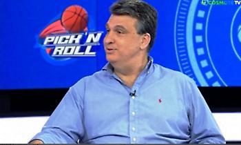 Δελημπαλταδάκης: «Το λάθος μου με τον Γιαννακόπουλο, η μεγαλύτερη αποτυχία μου με Σπανούλη»