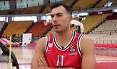 Σλούκας: Να πετύχω με τον Ολυμπιακό. Δεν υπάρχει κάτι μεγαλύτερο! (videos)