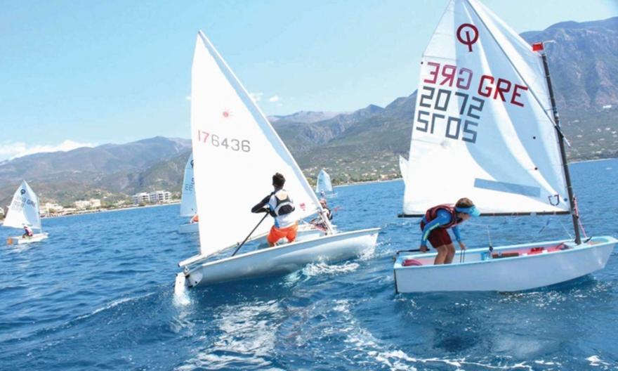 Ιστιοπλοΐα: Ψηλά η Γουίντερς στο ευρωπαϊκό πρωτάθλημα Οπτιμιστ