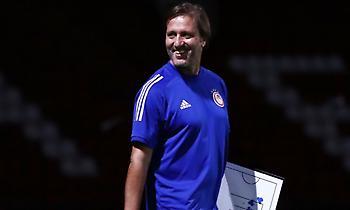 Μαρτίνς: «Σπουδαίο ξεκίνημα, υπερήφανος για τους παίκτες μου»