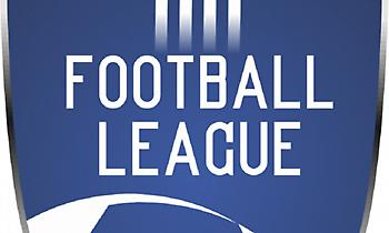 Football League: Το πρόγραμμα των δύο ομίλων