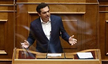 Πρόταση μομφής κατά Σταϊκούρα από τον Αλέξη Τσίπρα