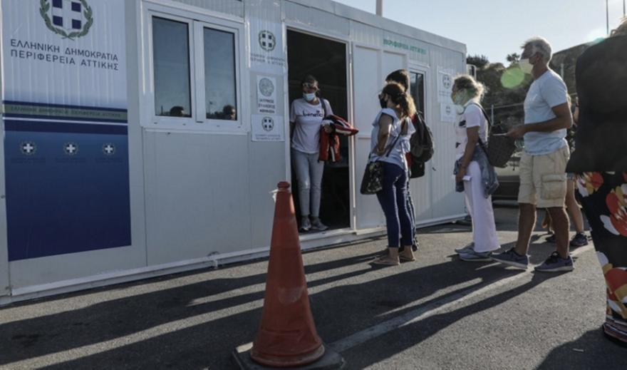 Ο χάρτης του κορωνοϊού στην Ελλάδα: 290 κρούσματα σε Αττική