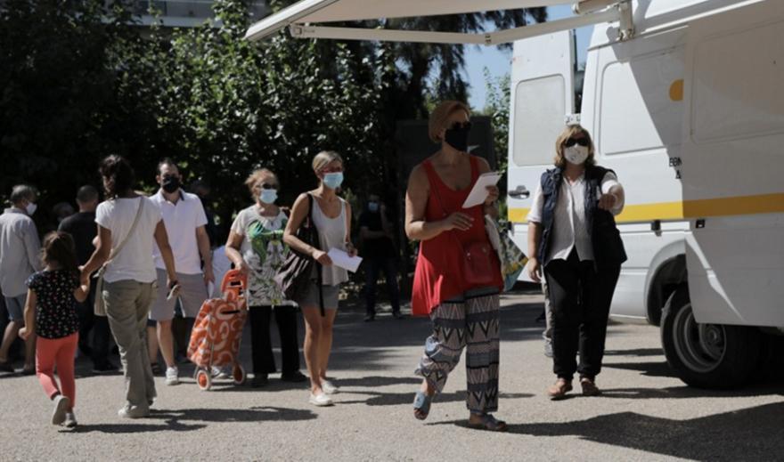 Κορωνοϊός: Σε ποιες περιοχές ισχύουν τα νέα μέτρα που ανακοίνωσε ο πρ