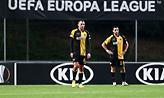 Κατέρρευσε η ΑΕΚ, δέχθηκε και τρίτο γκολ από την Μπράγκα (video)