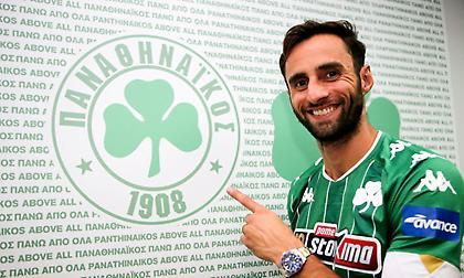 Παγκάκης: «Θα παίξει σίγουρα ο Μαουρίσιο»