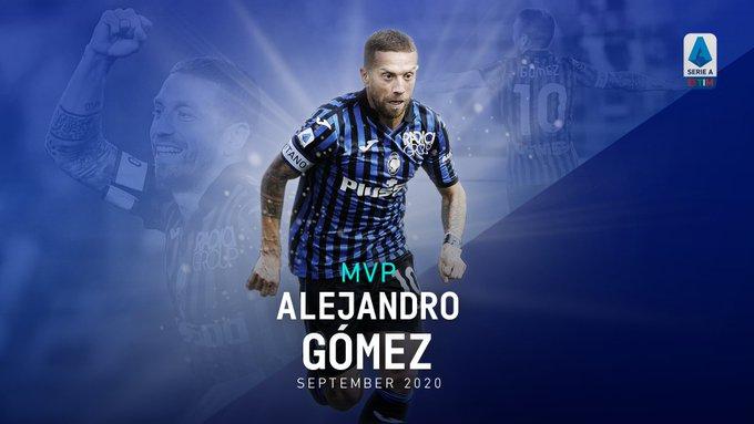 Παίκτης του μήνα στη Serie A ο Πάπου Γκόμες
