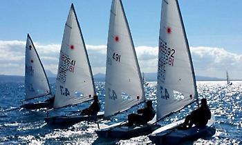 Ιστιοπλοΐα: Στην 9η θέση ανέβηκε ο Πορτοσάλτε στο ευρωπαϊκό πρωτάθλημα Όπτιμιστ