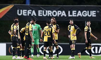 «Πάτησε» Αθήνα η ΑΕΚ και... φεύγει αμέσως για Σπάτα