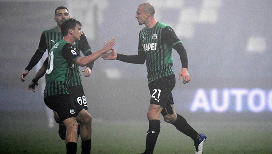 Σασουόλο-Τορίνο 3-3