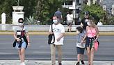 Σε ισχύ τα νέα μέτρα: Μάσκα παντού και απαγόρευση κυκλοφορίας μετά τα μεσάνυχτα- Ποιοι εξαιρούνται