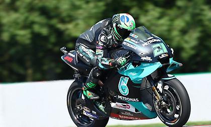 MotoGP: Μπροστά ο Μορμπιντέλι στο FP3