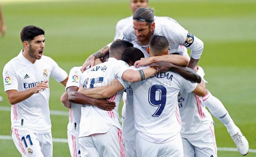Μπαρτσελόνα-Ρεάλ Μαδρίτης 1-3