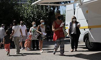 Κορωνοϊός- Ελλάδα: Νέο ρεκόρ με 935 κρούσματα- 5 νέοι θάνατοι - 91 διασωληνωμένοι