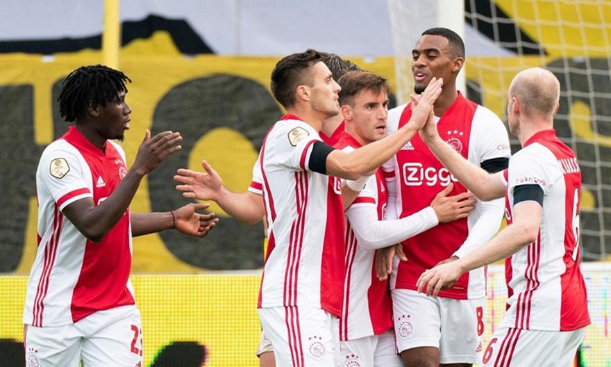 Ολλανδία: Φένλο-Άγιαξ 0-13