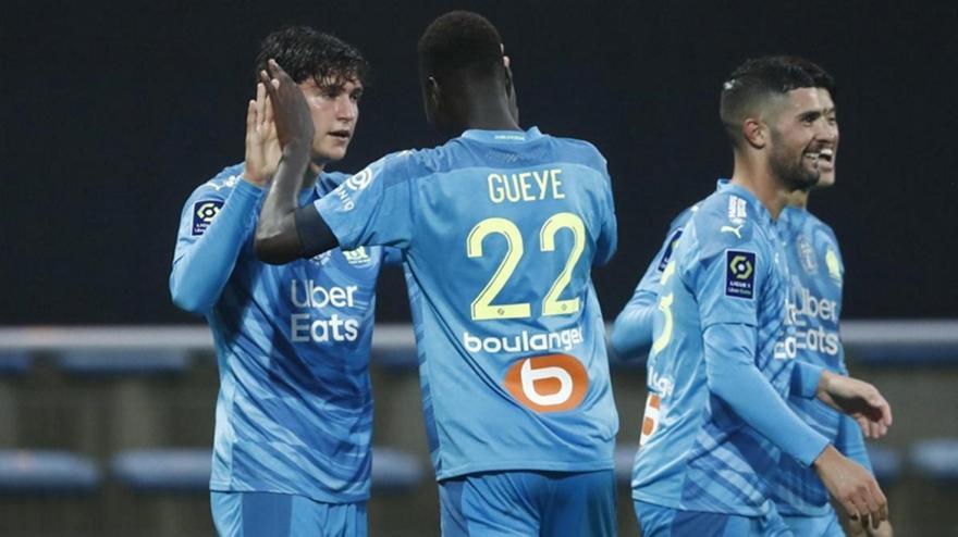 Γαλλία: Λοριάν-Μαρσέιγ 0-1