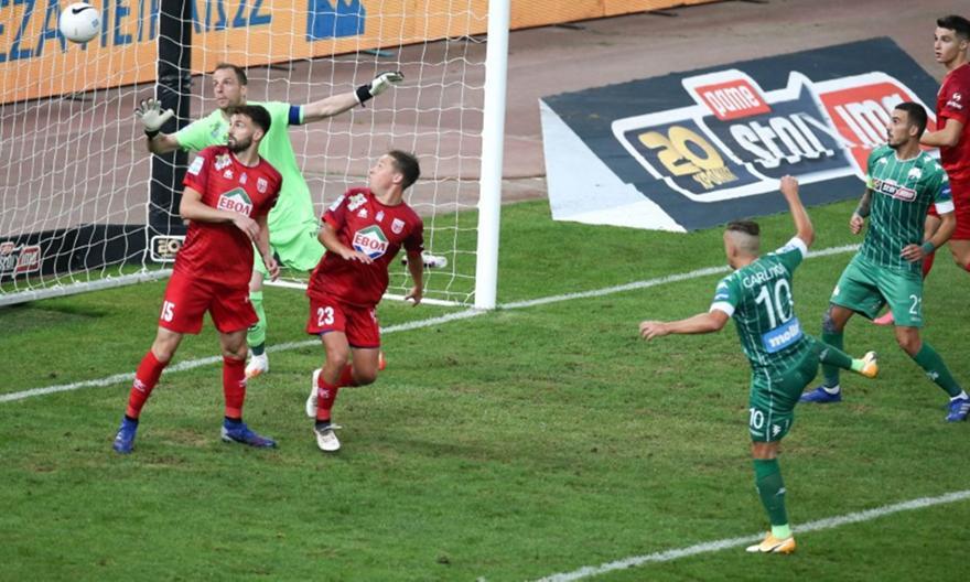Super League: Παναθηναϊκός-Βόλος 1-1 (Highlights)