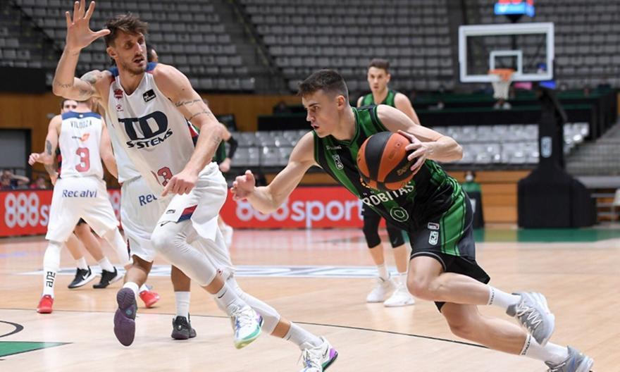 ACB: Μπανταλόνα-Μπασκόνια 83-82