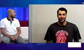Γιώργος Πρίντεζης: Το συγκινητικό μήνυμα στήριξης στον Νίκο, που έχει μυελογενή λευχαιμία (video)