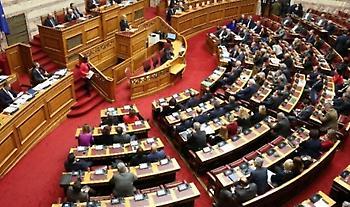 Βουλή: Το βράδυ η ψηφοφορία για την πρόταση δυσπιστίας κατά του Σταϊκούρα