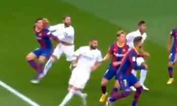 El Mundo Deportivo: «Έκανε δύο φάουλ ο Ράμος στον Λανγκλέ πριν το πέναλτι»